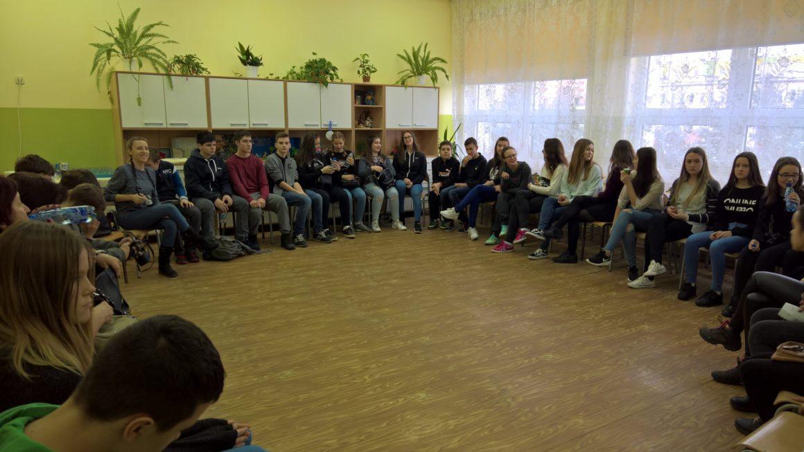 Dnevnik mobilnosti u Poljskoj: Dan prvi