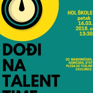 Dođite na Talent time