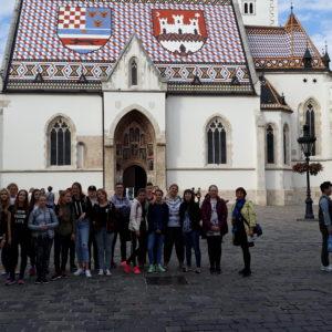 Posjetili su nas učenici iz Poljske i Latvije