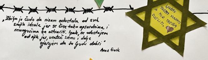 27. siječnja – Dan sjećanja na holokaust