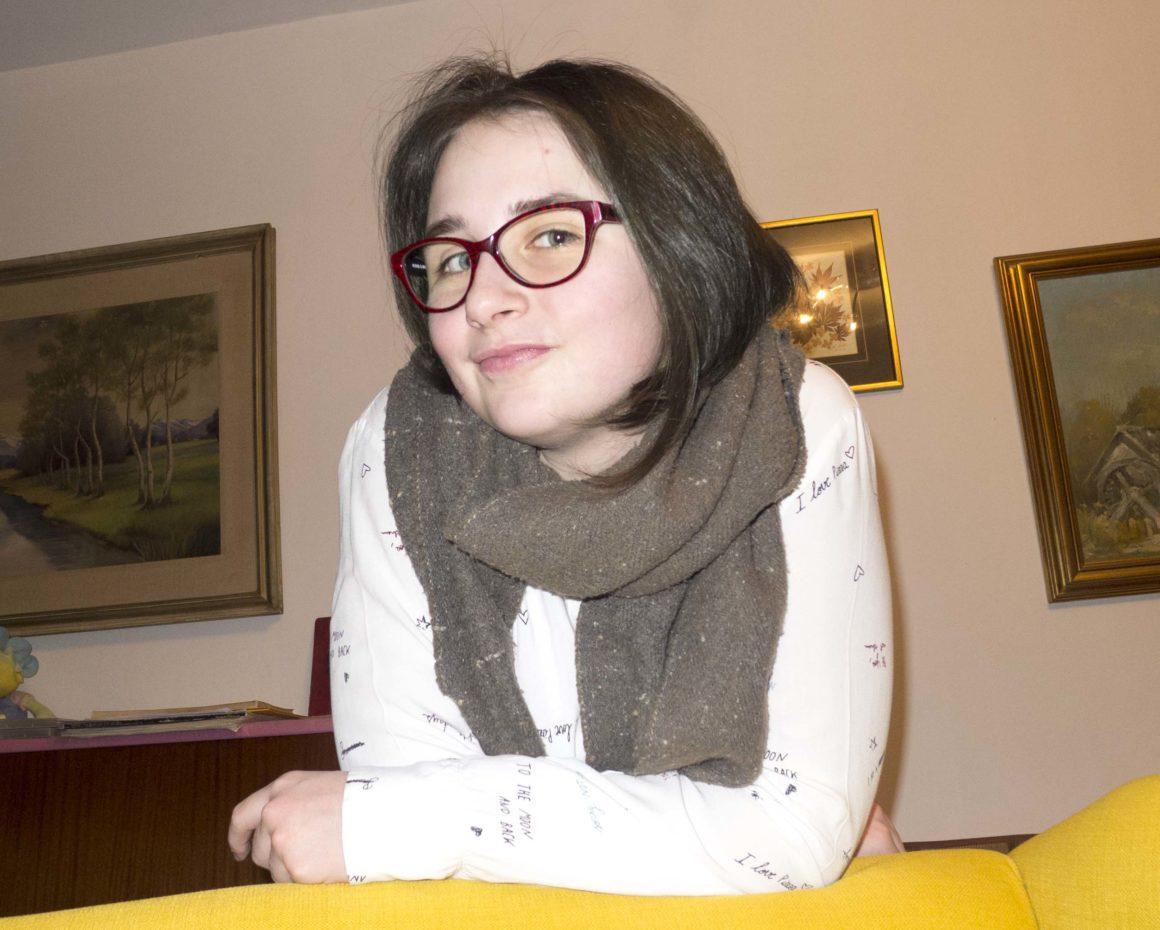 Naša učenica GABRIELA KALLE osvojila je prvo mjesto na županijskom natjecanju iz engleskoga jezika