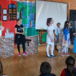 Obilježavanje Svjetskog dana kazališta u našoj školi