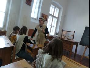 Učenici naš škole posjetili su Hrvatski školski muzej