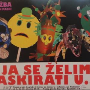 Na izložbi Žive slike u Muzeju grada Zagreba