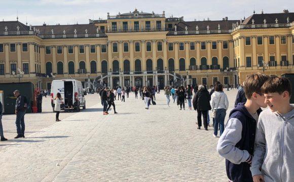 Terenska nastava u Beču