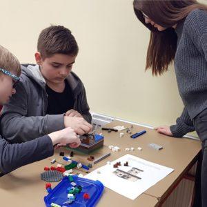 Održana STEM LEGO radionica