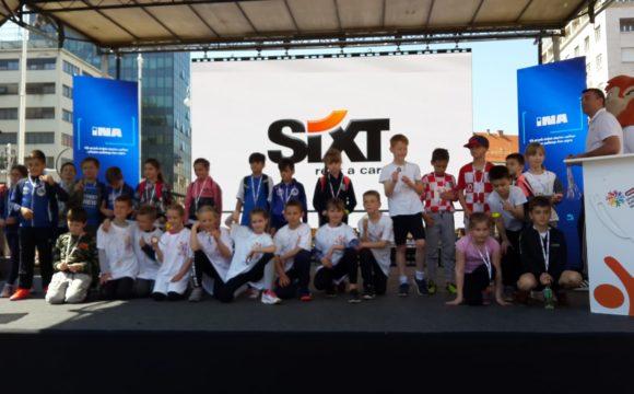 Učenici naše škole sudjelovali su na 23. SPORTSKIM IGRAMA MLADIH U ZAGREBU