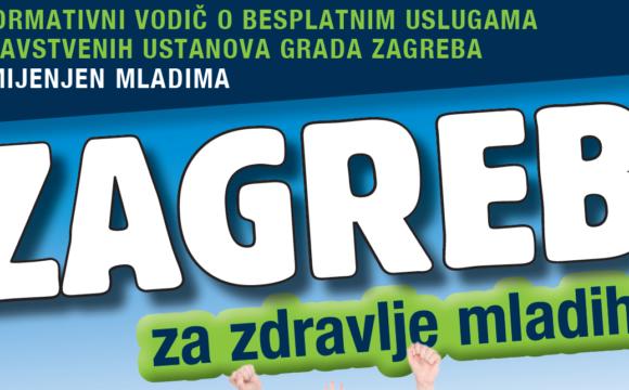 Priručnik Zagreb za zdravlje mladih