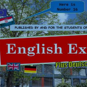 Naš časopis English Extra Plus Deutsche Seiten