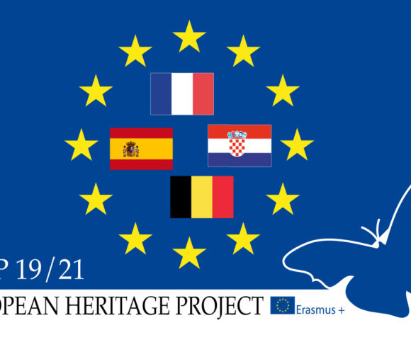 European Heritage Project : (re)motivating pupils through its knowledge, its preservation and its value