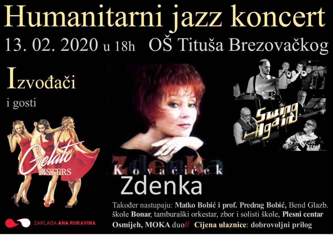 Školski humanitarni koncert,13.2.2020.