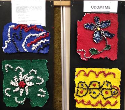 Djeca iz DV Špansko izložila su svoje radove uz projekt UDOMI ME